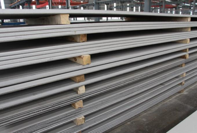 Hot rolled Ferrite 409 Stainless Steel Plates 2B , BA , Mirror Finished ASTM A240