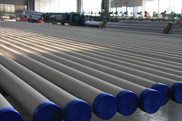 Duplex Annealed Stainless Steel Pipe