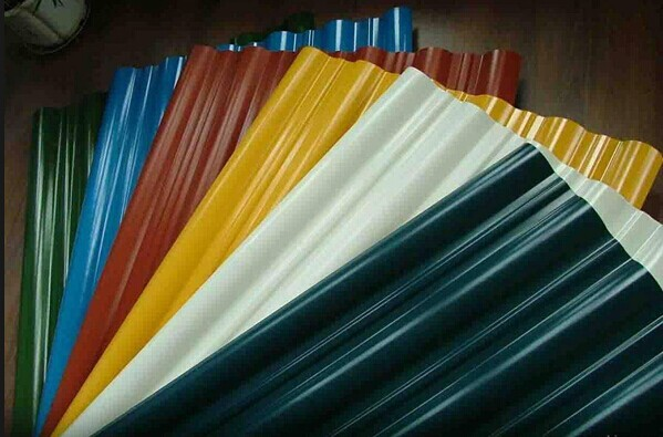 DC51D+Z SGCC Hot Dip Galvanized Steel Sheet GI / HDGI Corrugated Metal Roofing Sheets