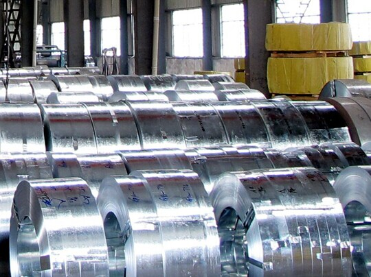 DX51D+Z - DX53D+Z Hot Dipped Galvanized Cold Rolled Steel Strip For Agriculture