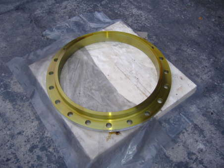 Round 304 stainless steel blind flange