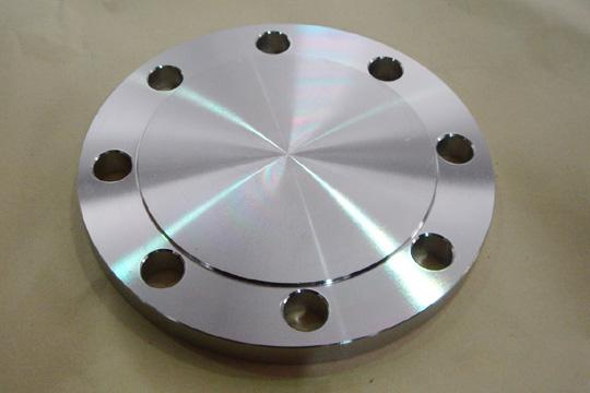 ASTM / DIN / GB Stainless Steel Flanges Blind SS304 , SS316L For Whater System