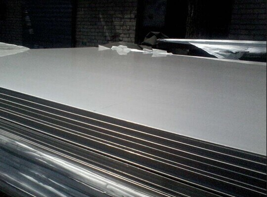 EN ASME Embossed , Checkered Cold Rolled Stainless Steel Sheet 309S 317L 321 347H 409L 410