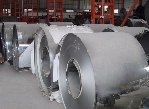 ASTM GB Cold Rolled Steel Coil