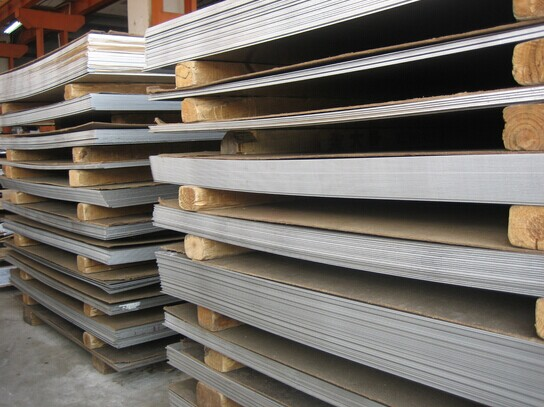 DIN 17441 BS 1449 Hot / Cold Rolled Stainless Steel Sheet Plate 10X17H13M2T For Automotive