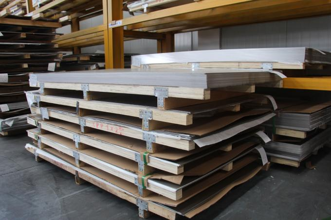 Medium And Heavy Stainless Steel Plates 12x18H10T 10x17H13m2TI Material
