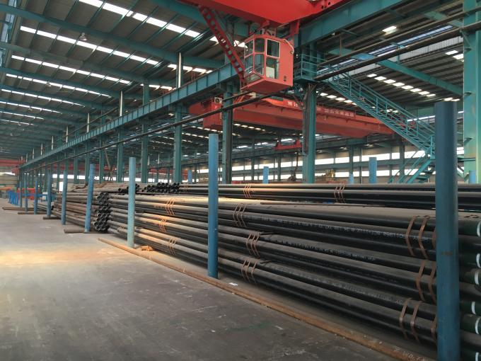 Fluid 10 / 20 carbon steel pipe seamless ASTM A53M / A106M epoxy coated