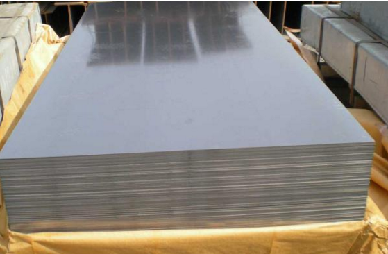AISI 201  Cold Rolled Stainless Steel Plates , Steel Coil BA  Surface
