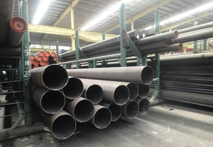 A213 T91 Alloy Steel Pipe Seamless Alloy Steel Tube For Thermal Power Station