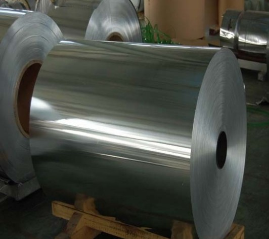 AISI 304L Cold Rolled Stainless Steel Plates 2B + PVC Surface 1.5mm * 1500mm