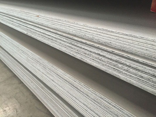 China 2mm-80mm Thickness 309 310 Stainless Steel Plate For Heat - Treatment Boliers supplier