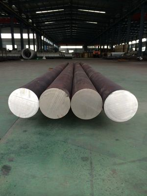 China Grade 304 321 316L 329 904L 316Ti Steel Round Bar / Rod , Bright or Black Surface supplier