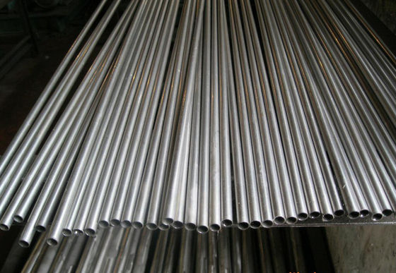 China SB444 Inconel601 Steel Tube Seamless Cr - Ni - Fe Alloy Steel Tube and Pipe supplier