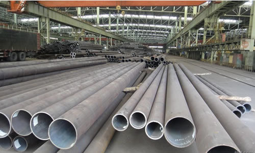China GB5310 Cold Drawn Alloy Steel Pipe Seamless For Boiler 2 - 70 mm Wall Thickness supplier