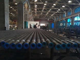 China GB5310 12Cr2MoG Carbon Steel Seamless Steel Pipe For High Pressure Boiler Tube supplier