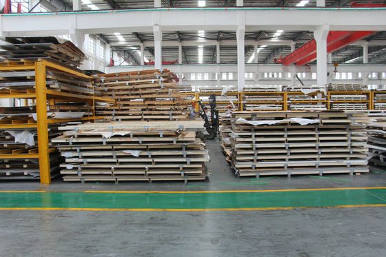 China Mirror Finished 316 Stainless Steel Sheet supplier