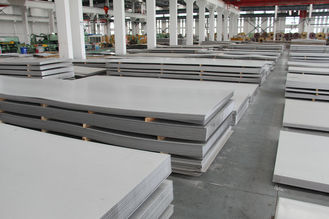 China Cold / Hot Rolled 1 mm thick Stainless Steel Sheet 316 321 304 For chemical vessel supplier