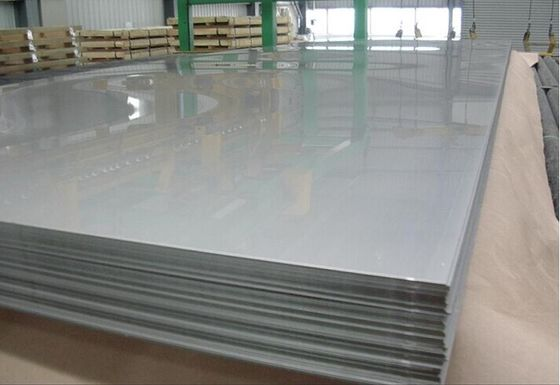 China Bright Cold Rolled Stainless Steel Sheet 316 ASTM A240 , JIS G4304 1000mm 1500mm supplier