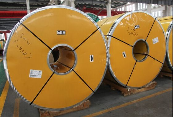 China ASTM A240 , JIS G4304 , G4305 Hot Rolled Stainless Steel Coil 430 410 409 Customized supplier