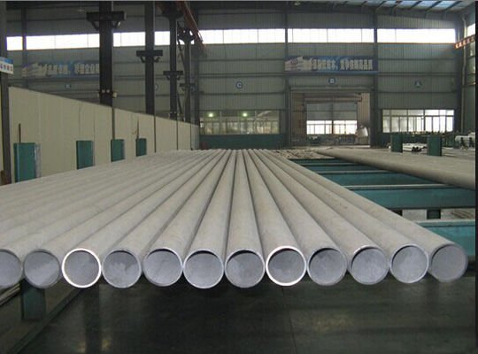 China 25mm 28mm 12mm 15mm Thin Wall Stainless Steel Seamless Pipe 316Ti 10X17H13M2T supplier