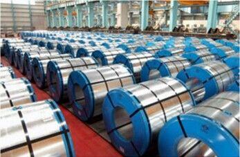 China DX52D+Z , DX53D+Z Q215 Q235 ASTM A653 GI Coil Hot Dip galvanised Steel Sheet metal supplier