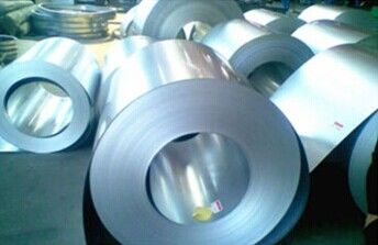 China Cold Rolled hot dipped galvanizing Steel Sheet / Coils For Roofing AS 1397 supplier