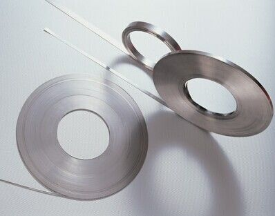 China Cold Rolled Spring Steel Strip supplier
