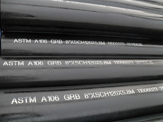 China Carbon 6 inch schedule 80 steel pipe supplier