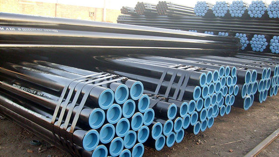 China ASTM A53 structural steel pipes , Carbon Steel tubing OD 10.3mm - 1219mm supplier