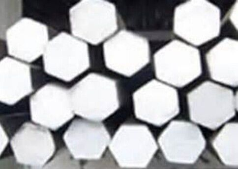 China Hot or cold roll 300 Series Stainless Steel Hexagon Bar sand blasting , peeled , polishing supplier