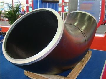 China High Pressure P5 , P9 , T11 Alloy Steel Pipe Fittings For Oil , Electricity supplier
