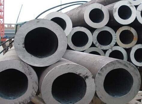 China API J55 - API P110 Alloy Steel Pipe , round steel tubing for boiler ASTM A335 supplier