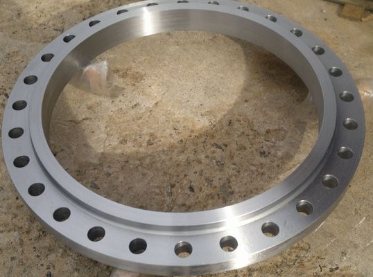 China Round 304 stainless steel blind flange supplier
