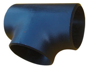 China Carbon Steel sch 40 , XXS , STD buttweld pipe fittings GOST 17375-2001 supplier
