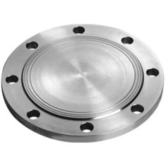 China ASTM / DIN / GB Stainless Steel Flanges Blind SS304 , SS316L For Whater System supplier