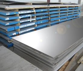 China EN ASME Embossed , Checkered Cold Rolled Stainless Steel Sheet 309S 317L 321 347H 409L 410 supplier
