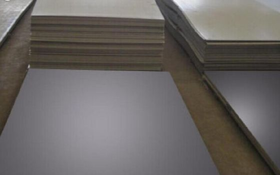 China JIS , AISI , ASTM Cold Rolled 400 Series 410 Stainless Steel Sheet No.1 HL Finished supplier