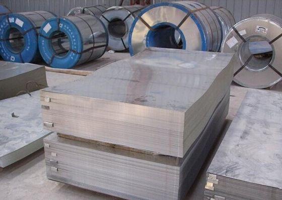 China JIS G3302 Hot Dip Galvanized Steel Sheet SGLCC 0.12mm - 3.0mm * 1250mm supplier