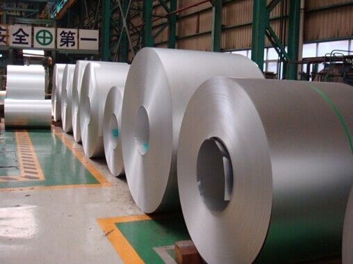 China Structural Hot Dip Galvanized Steel Sheet in Coil CGCD1 - CGCD3 , JIS G3312 GB/T 12754 supplier