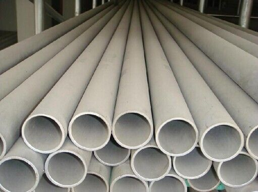 China High pressure Stainless Steel Pipe schedule 10 , 80 ,160 / SS Tubing For shipbuilding supplier