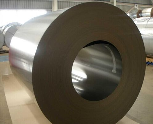 China Stainless Cold Rolled Steel Coil Strips No1 , No2 , No4 , Hair Line with PVC Grade 304 supplier