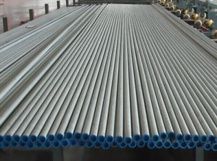 China 12m Cold drawn Fluid and gas transport , Boiler Steel Pipe Annealed JIS G3446 - 1994 supplier