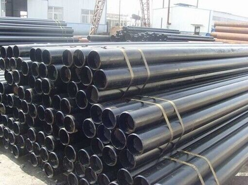 China Cold Drawn high strength Alloy Steel Pipe / Tube , ASTM A213 A210 10CrMo910 supplier