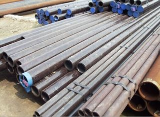 China 10CrMo910 12Cr1MoV Seamless Alloy Steel Boiler Pipe 10mm - 810mm * 2mm - 65mm supplier