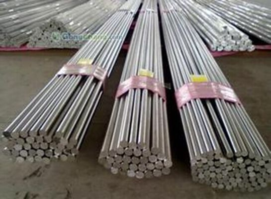 China 50mm 25mm Alloy Steel Round Bar Peeled / Turned Polished DIN1.6587 17CrNiMo6 supplier