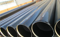 China LSAW API 5L welded carbon steel pipe schedule 40 , x42 steel pipe factory
