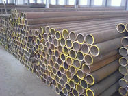"China Fluid Construction Carbon Steel Pipe Seamless , ERW Pipe 1/4"" ~ 48"" , ASTM A53 A106 API factory"