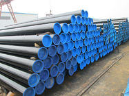 China Shipbuild schedule 80 Carbon Steel Pipe ST37-2 , API 5L - X52 , ASTM A106 Gr.B factory
