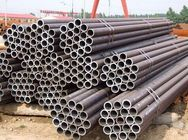 China ASTM A106-2006 , JIS G3101 15Mo3 Alloy Steel Pipe / Tube Thickness 2mm - 70mm factory