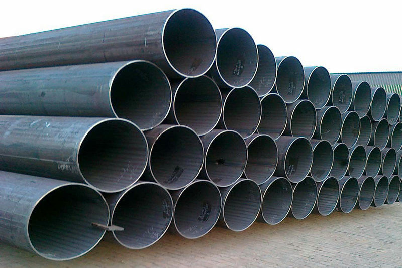 Q spiral straight welded carbon steel pipe